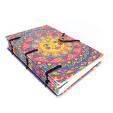 Hardcover Printed Journal - Sun
