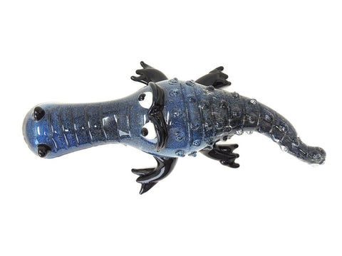 "5"" Crocodile Hand Pipe"