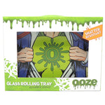 Ooze Glass Rolling Tray - Captain O (SM, MED)