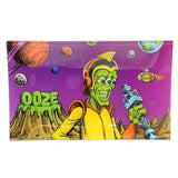 Ooze Glass Rolling Tray - Invasion (SM, MED)