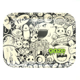 Ooze Biodegradable Rolling Tray - Monsterous (SM, MED, LG)