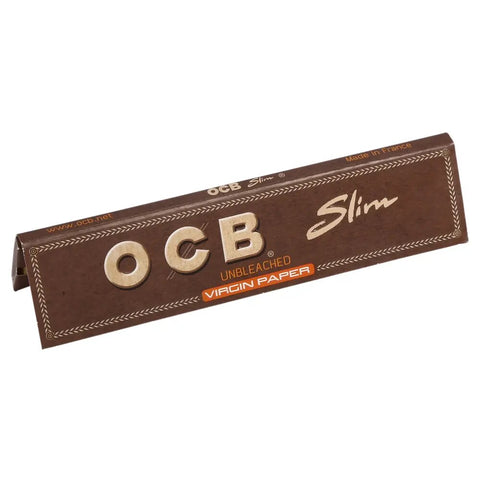 OCB Virgin King Size Slim Rolling Papers