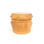 40mm Wood Drum Grinder - Light Wood