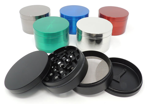 63mm Grinder - Assorted Colors!