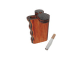 Dug Eeze Premium Charbolo Twist Top Dugout Dugout online smoke shop dug eeze dugouts taster boxes Up-N-Smoke Online Head Shop