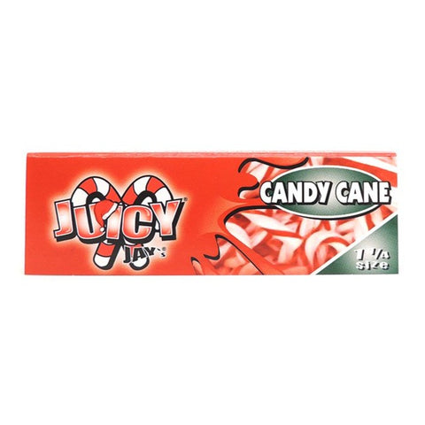 Juicy Jay's Rolling Papers 1.25 - Candy Cane Up-N-Smoke Online Smoke Shop.jpg