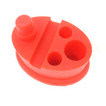 NoGoo Dome Dabber Stand - Red