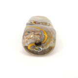 3.5in Hand Eeze Heavy Glass Pipe - Rasta Tube