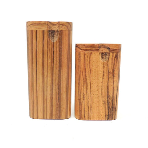 Dug Eeze Zebrawood Twist Top Dugout Dugout online smoke shop dug eeze dugouts taster boxes Up-N-Smoke Online Head Shop