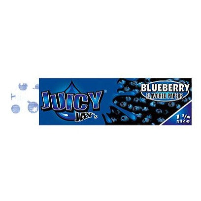 Juicy Jay's 1.25 - Blueberry