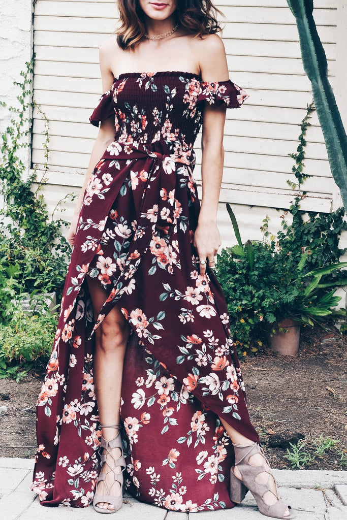 Fall Into It Dress