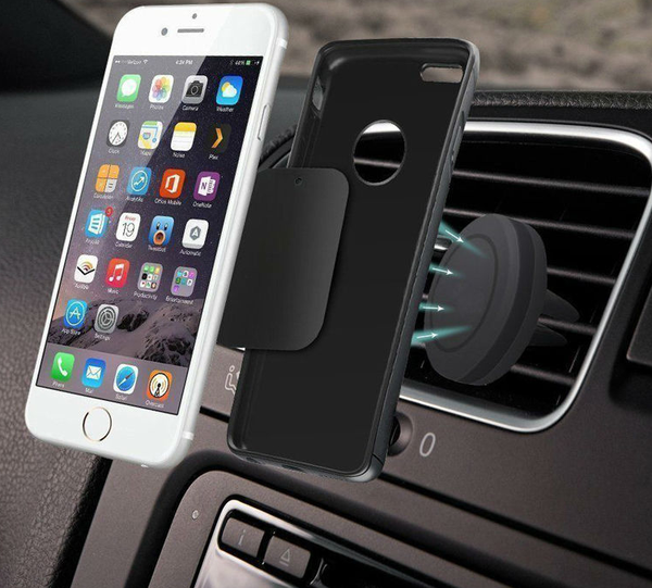 Car Holder for mobile phone 360 degrees rotation