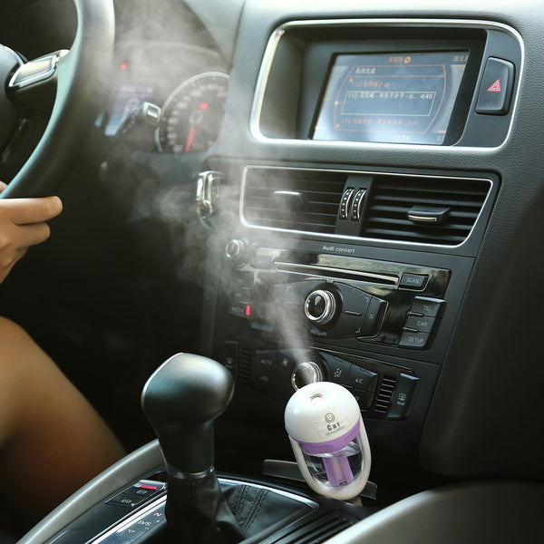 Humidifier For your car
