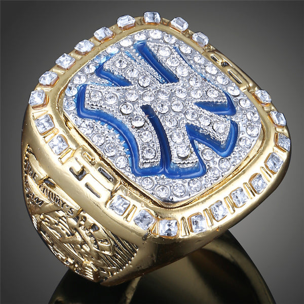 Gold ring For Yankees fans