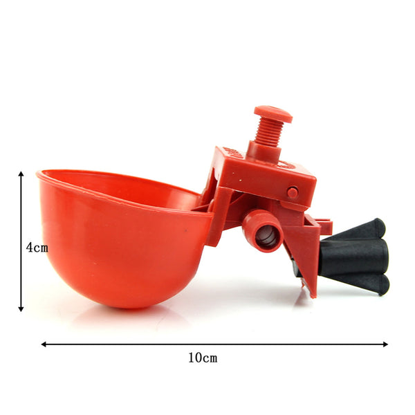 5Pcs Automatic Watering Cups for chikens