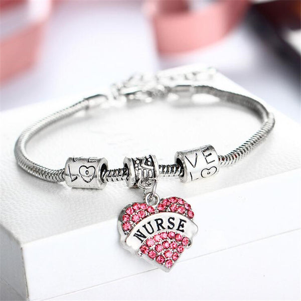 Beautiful bracelet for lovely nurses