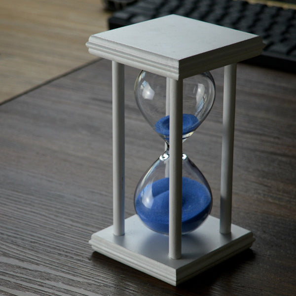 Crystal Transparent sand Hourglass