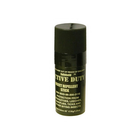 Active Duty Insect Repellent 30g Stick (DEET)