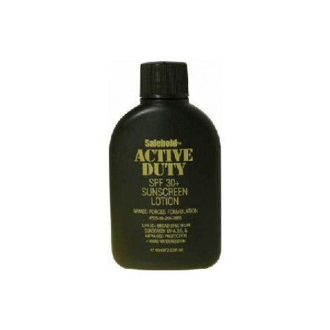 Active Duty Sunscreen Lotion SPF30+