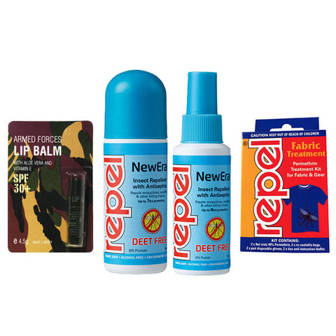 DEET-Free Protection Pack
