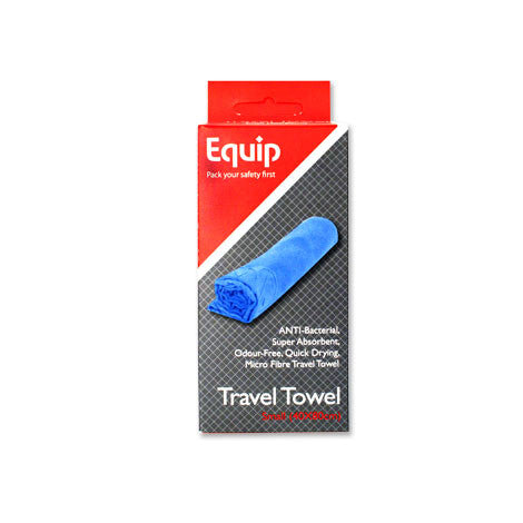 Anti-Bacterial Travel Towel Small