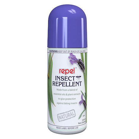 Repel Natural Insect Repellent Roll-On 60ml