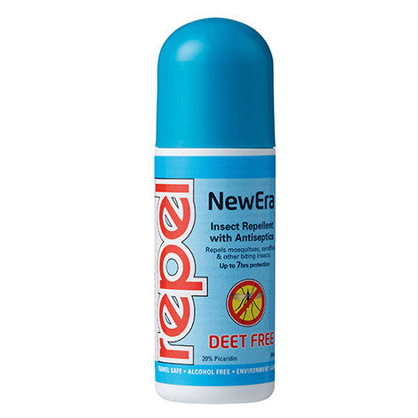 Repel New Era Picaridin Insect Repellent Roll on