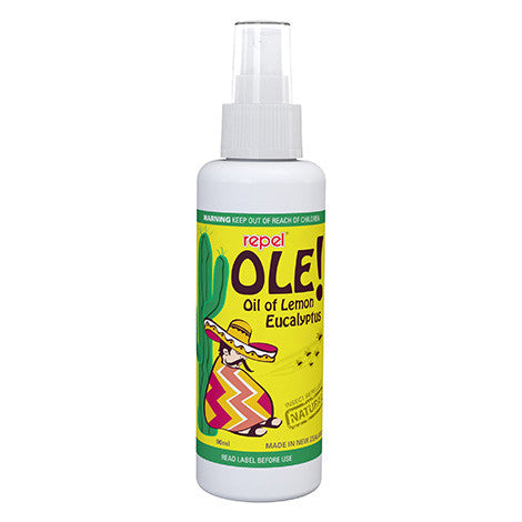 Repel Oil of Lemon Eucalyptus Insect Repellent