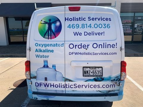 Oxygenated Alkaline Water Delivery Service