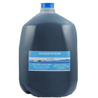 Black Water - Nutritional Health Supplement - Water HealthHolistic Service Center