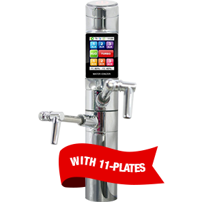 Alkaline Water Ionizer Tyent UCE-11 Under Counter - Water HealthHolistic Service Center