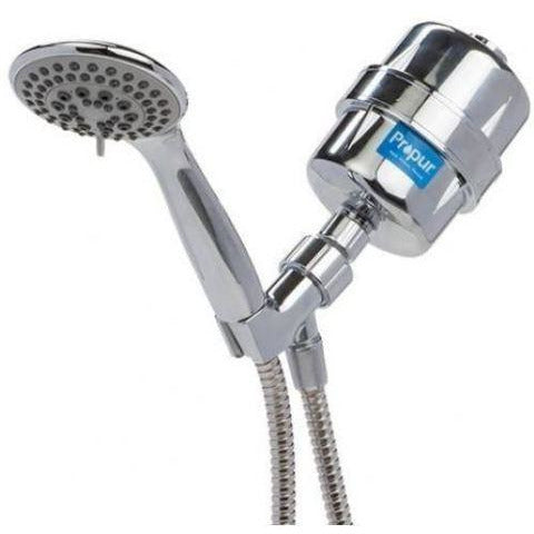 Propur Chemicals Free Shower Filter With Handheld Shower Head - Water HealthHolistic Service Center