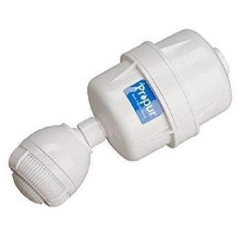 Propur chemicals Free Shower Filter With Massage Head - Water HealthHolistic Service Center