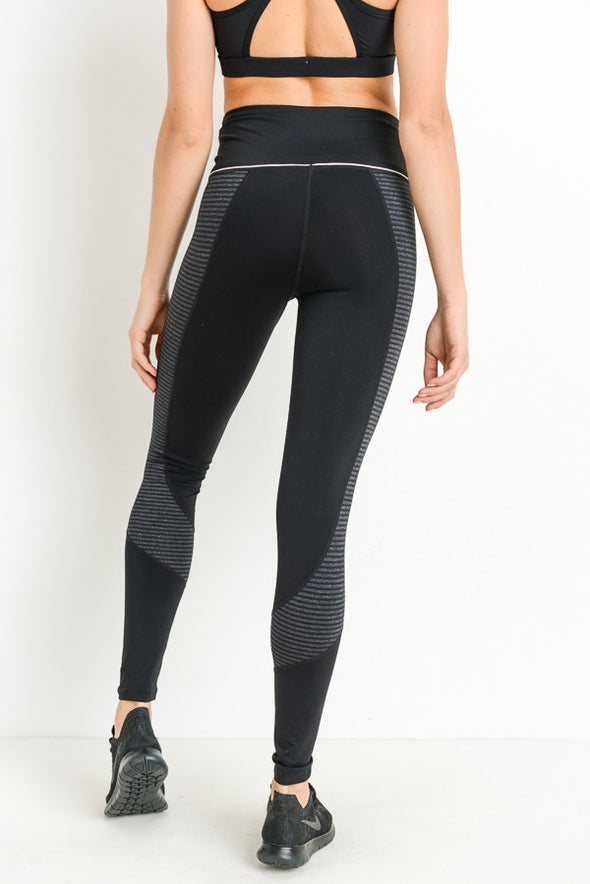 side detail leggings
