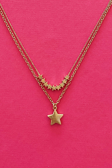 the night sky necklace