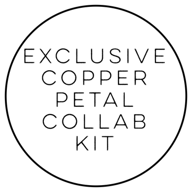 EXCLUSIVE COPPER PETAL COLLAB KIT