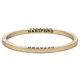 Brass Bangle Hartford
