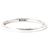 Steel Bangle Miami