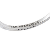 Steel Cuff San Francisco