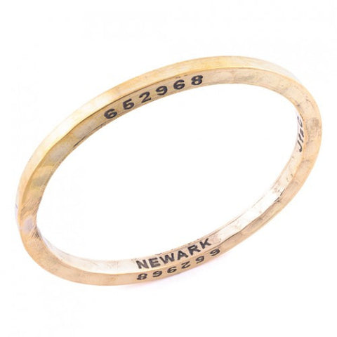 Brass Bangle Newark