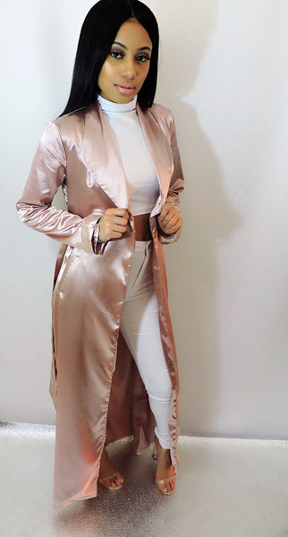 Jane Russell Trench - SHOP NAOMI+NADERGE