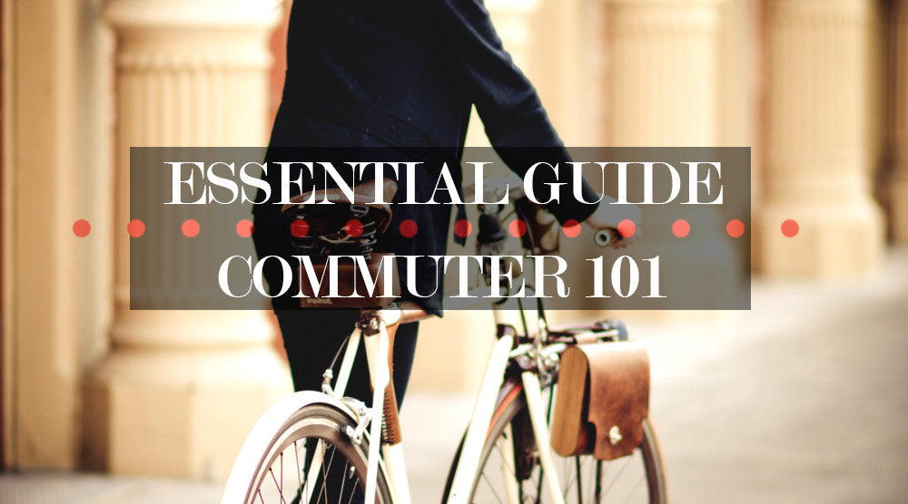 Essential Guide: Commute by Bicycle 101