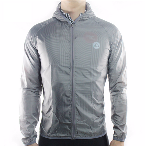 Ultralight Windbreaker Bicycle Jacket