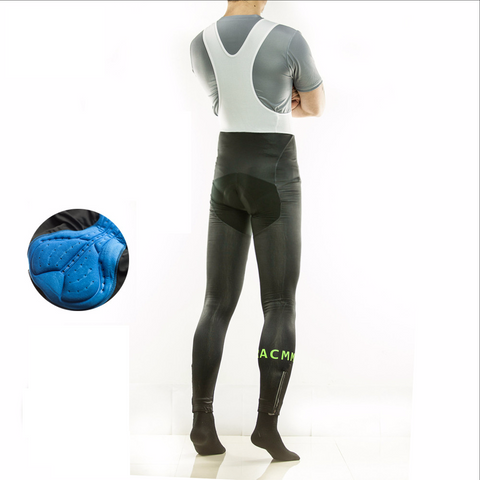 Premium Thermal Cycling Bib Pants