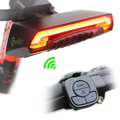Smart LED Bicycle Safety Light