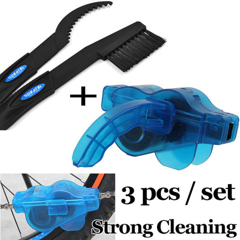 Bicycle Chain Cleaner Tool Kit