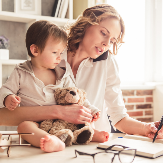 Returning to Work and Breastfeeding - 10 Tips to make it happen
