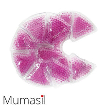 Mumasil Reusable Warm and Cool Breast Packs for engorgement relief