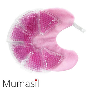 Mumasil Reusable Warm and Cool Breast Packs for mastitis relief