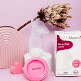 Mumasil Silicone Breast Milk Saver